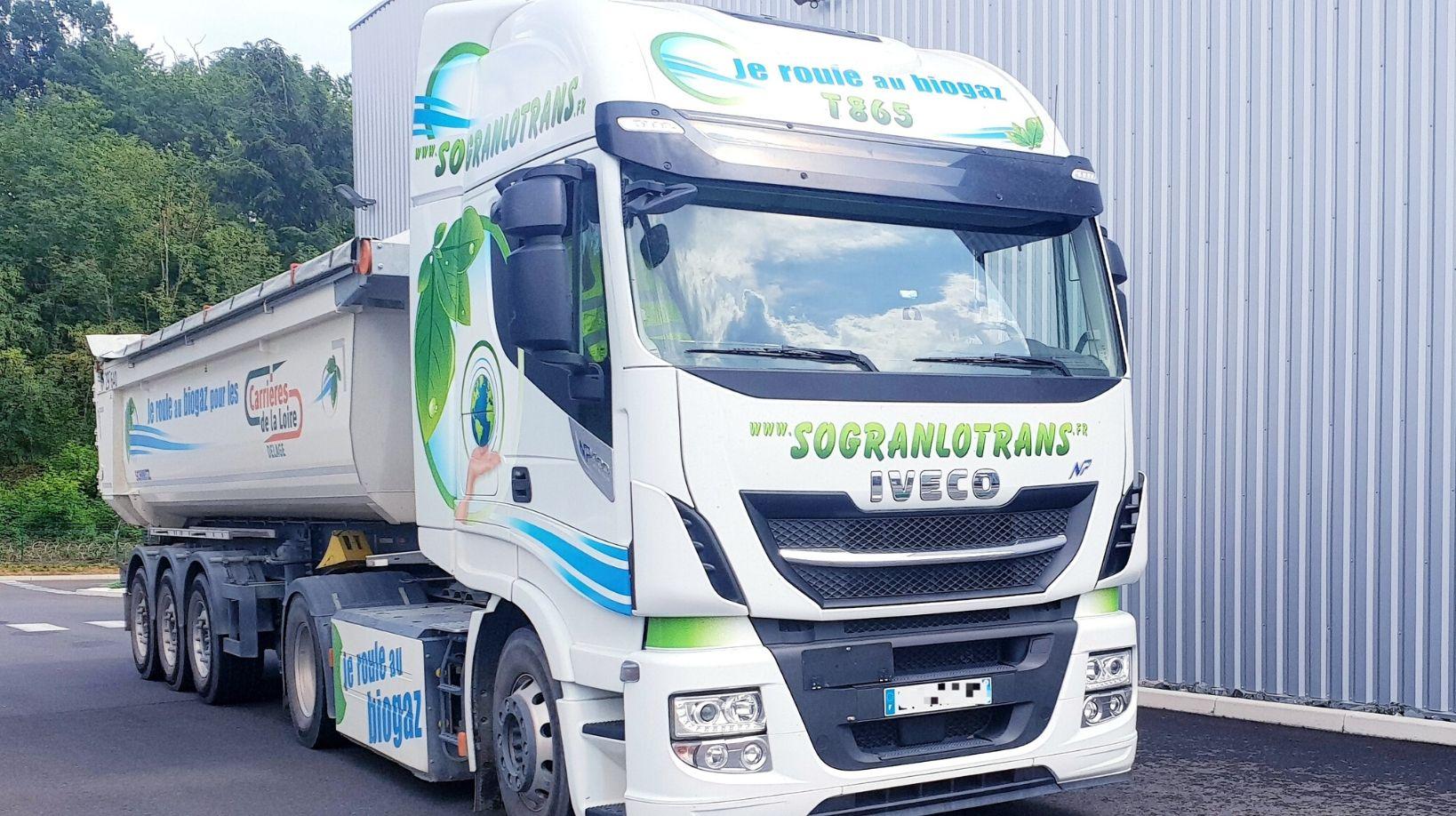 Sogranlotrans ecologique camion bio gaz v2