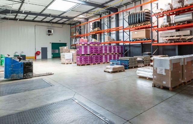 Sogranlotrans logistique entrepot plateforme stockage