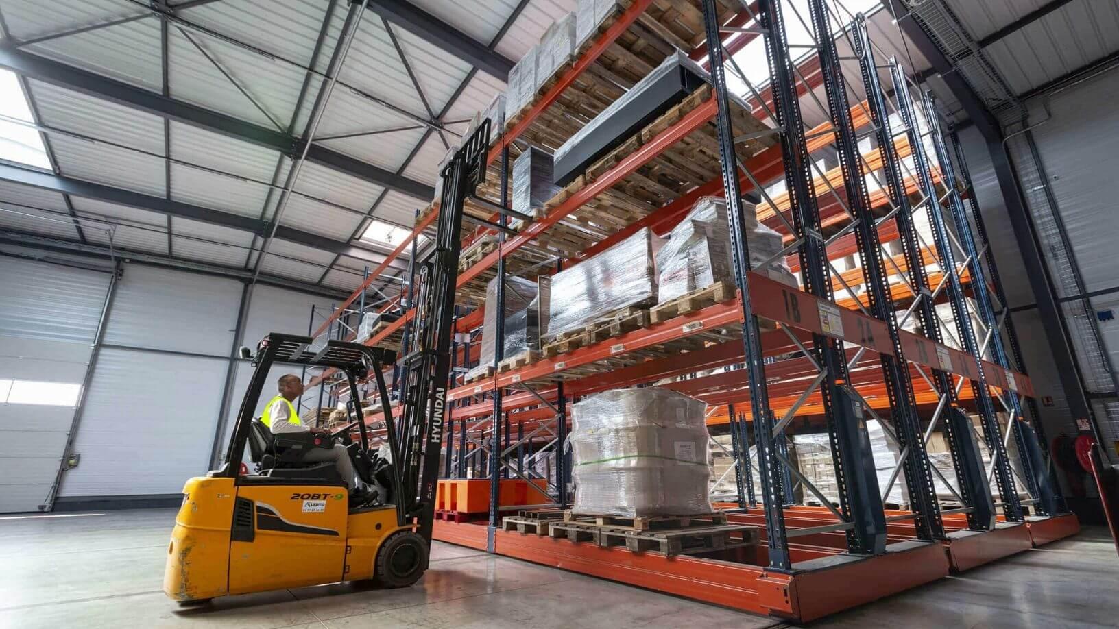 Sogranlotrans prestation logistique preparation commande