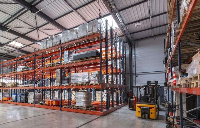 Sogranlotrans entrepot plateforme logistique stockage