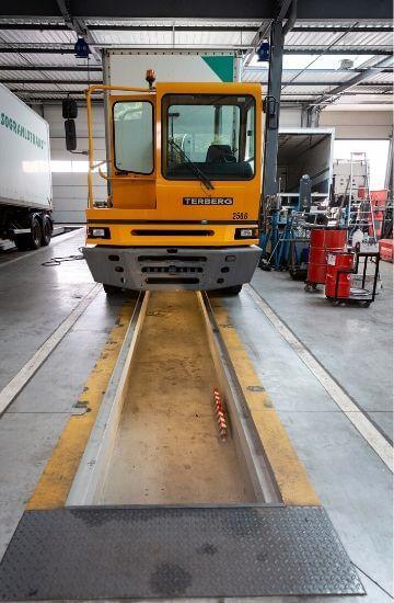 Sogranlotrans Atelier Réparation camion